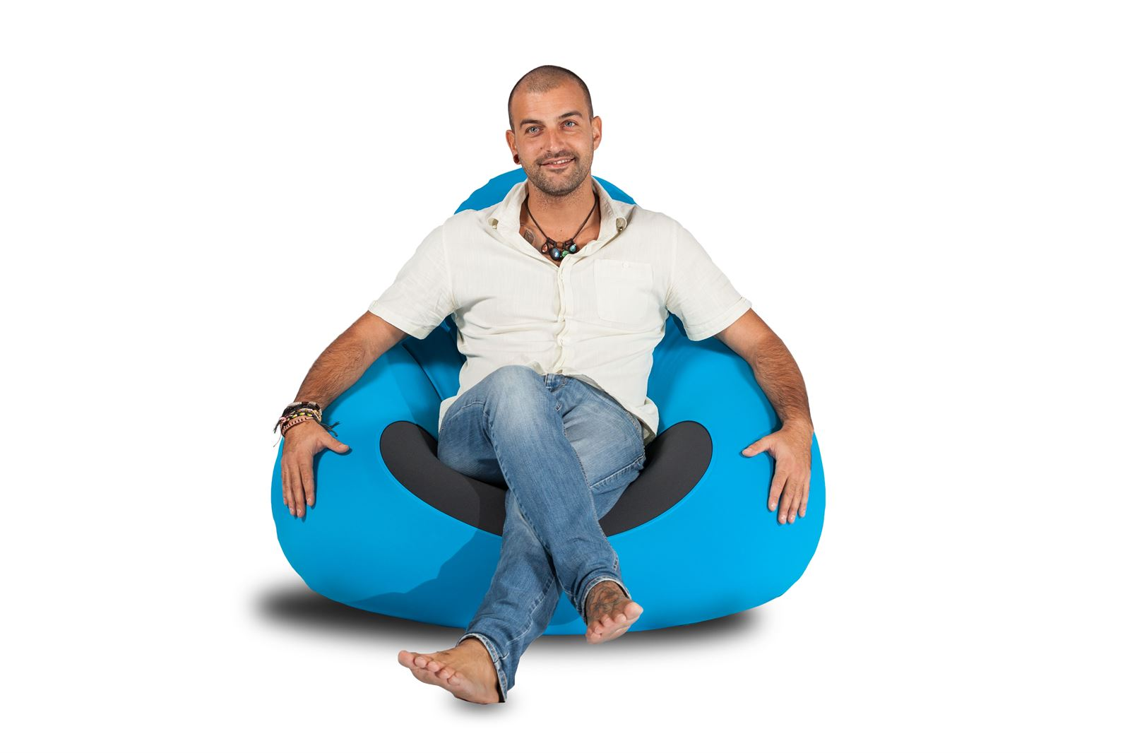X-Drop Pouf da interno