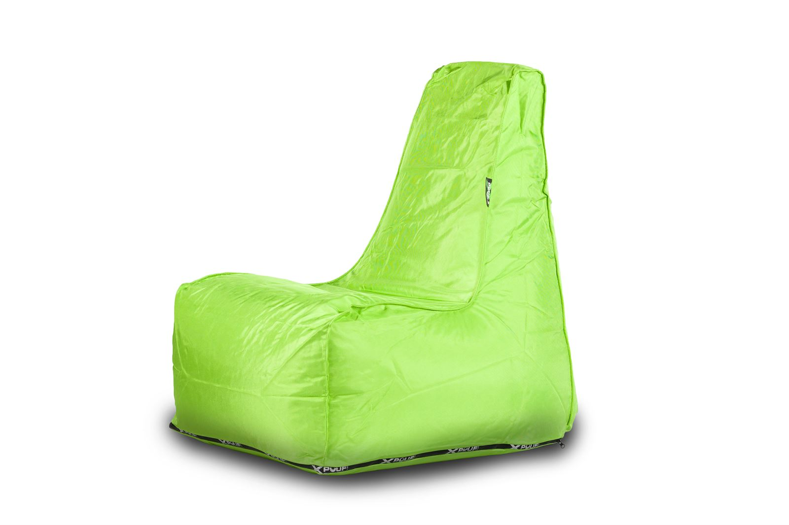 X-CHAIR  Outdoor Pouf Verde