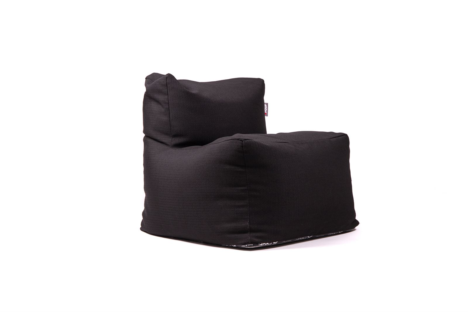 LIVING CHAIR  Pouf  IN&OUT Nero