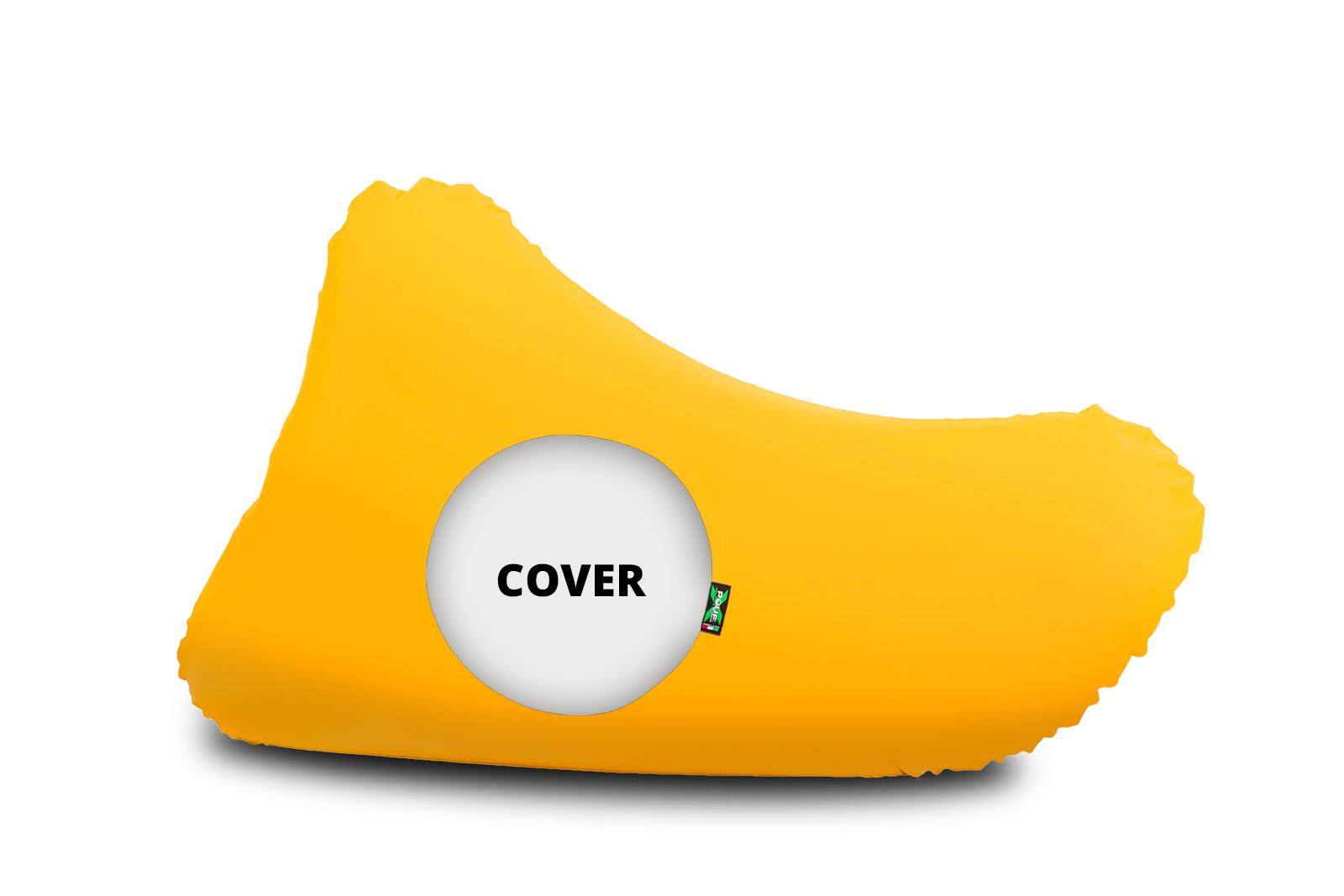 COVER X-SHARK Cover Giallo ocra