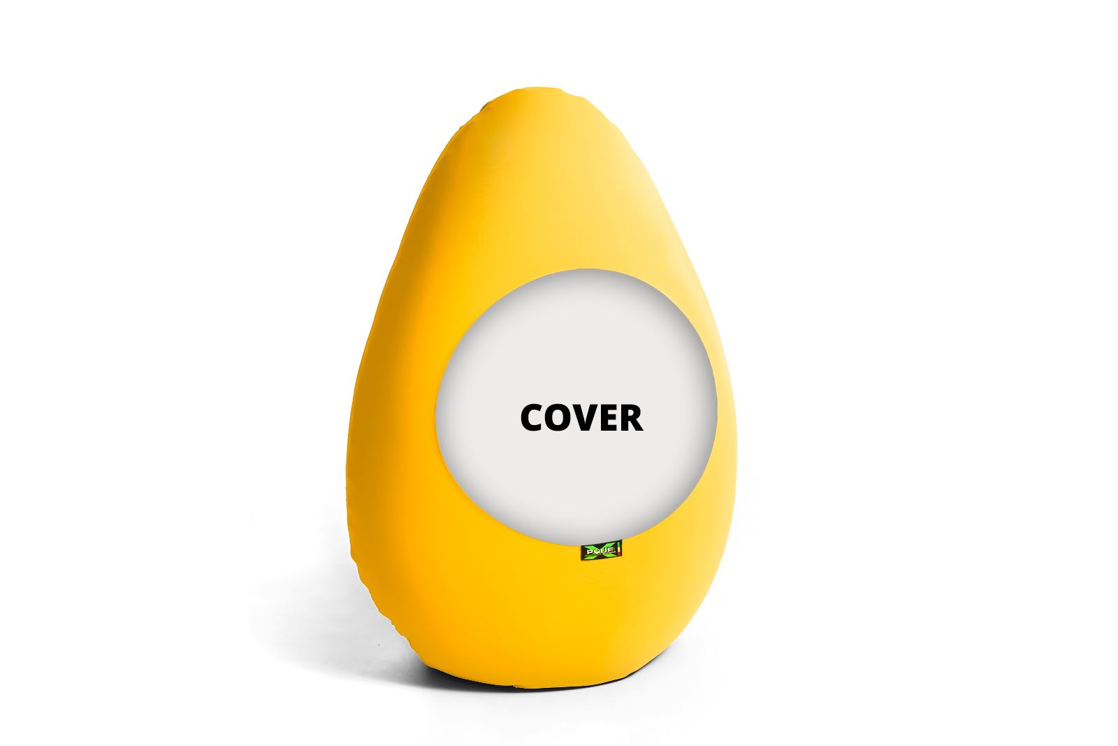 COVER X-DROP Cover Giallo ocra